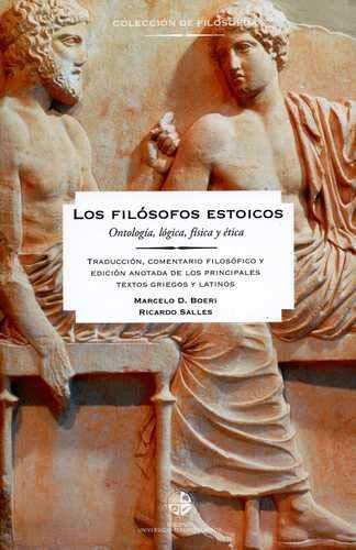 9789569320910: LOS FILÓSOFOS ESTOICOS