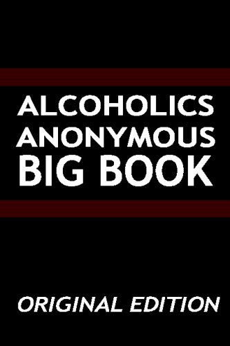 9789569569630: Alcoholics Anonymous - Big Book - Original Edition