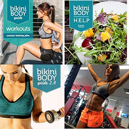 9789570317268: Kayla Itsines Bikini Body Guide and Help Nutrition PDF