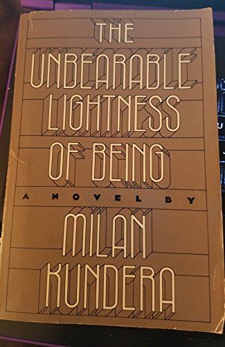 9789571301181: The Unbearable Lightness of Being - in Chinese