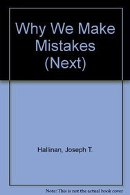 9789571350714: Why We Make Mistakes (Next) (Chinese Edition)