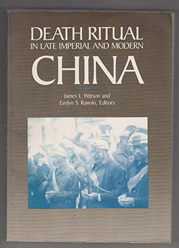 9789576380594: DEATH RITUAL IN LATE IMPERIAL AND MODERN CHINA