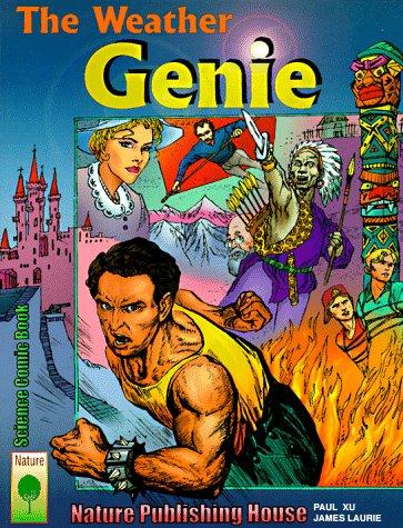 9789578741799: The Weather Genie (Science Comic Books)
