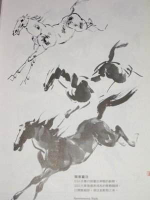 Ben ma yang ti =: The way to paint horses (Mandarin Chinese Edition): Yongqiang Chen