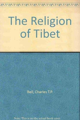 9789579482202: The Religion of Tibet