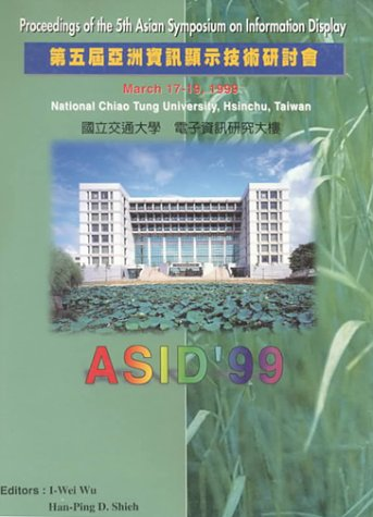 9789579734790: Information Display (Asid'99) Conference