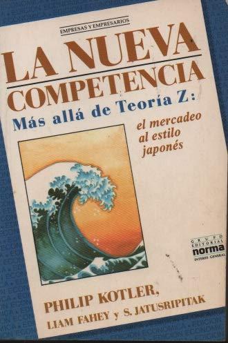 9789580403333: La Nueva Competencia (Spanish Edition)
