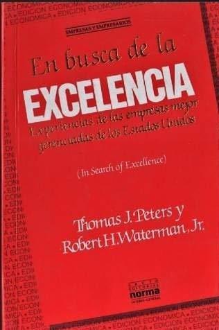 9789580403814: En Busca De La Excelencia