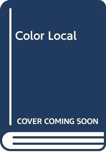 Color Local (Spanish Edition): Truman Capote