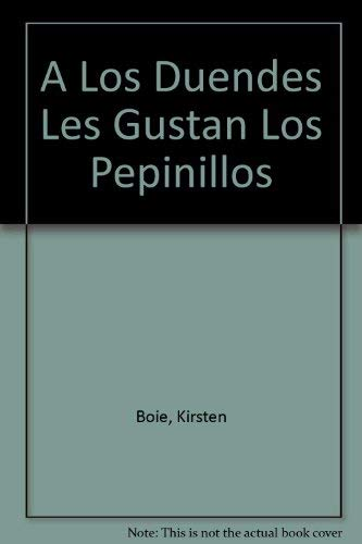 9789580414919: A Los Duendes Les Gustan (Spanish Edition)
