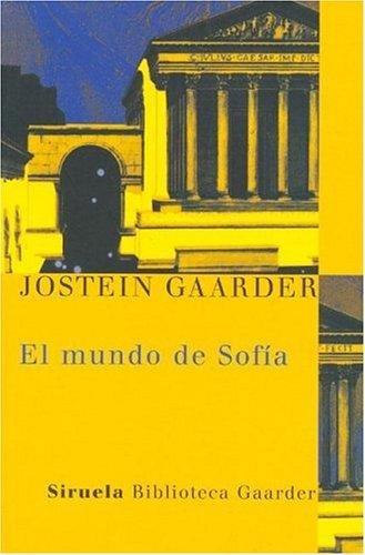 9789580429760: El Mundo De Sofia