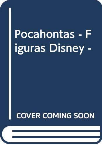 9789580429906: Pocahontas - Figuras Disney -