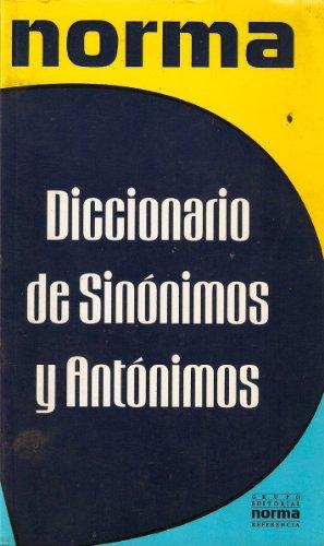 9789580430506: Sinonimos Y Antonimos