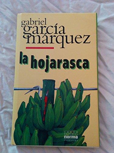 9789580431022: La Hojarasca