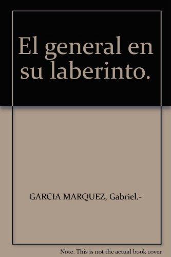 9789580431763: El general en su laberinto