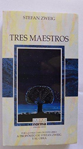 9789580438632: Tres Maestros