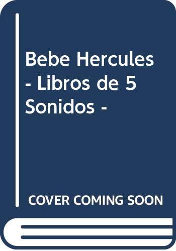 9789580439172: Bebe Hercules - Libros de 5 Sonidos -