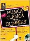 9789580442028: Música clásica para Dummies