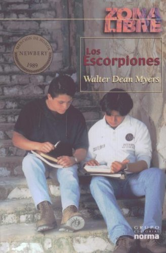 Los escorpiones: Walter Dean Myers, Walter Dean Myers
