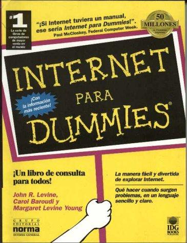 9789580444374: The Internet Para Dummies