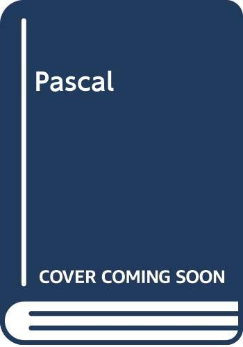 Pascal (Spanish Edition) (9580452253) by Rogers, Ben