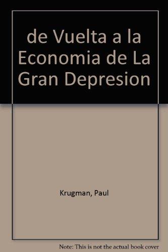 de Vuelta a la Economia de La: Paul Krugman