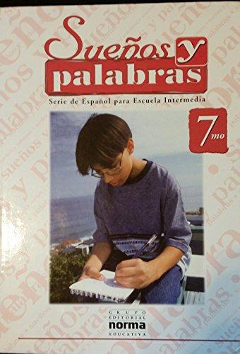 9789580456506: Suenos Y Palabras 7 (Spanish Edition)