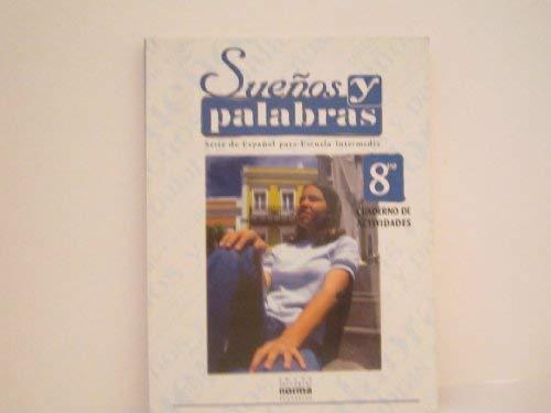 9789580456544: Suenos Y Palabras 8 (Spanish Edition)