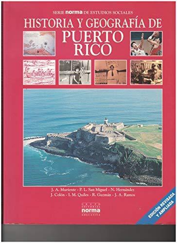 9789580456711: Historia Y Geografia Puerto Rico (Spanish Edition)