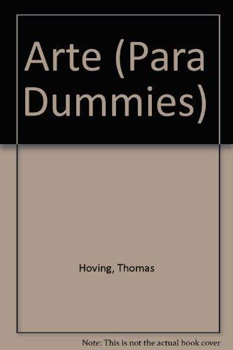 9789580457466: Arte (Para Dummies) (Spanish Edition)