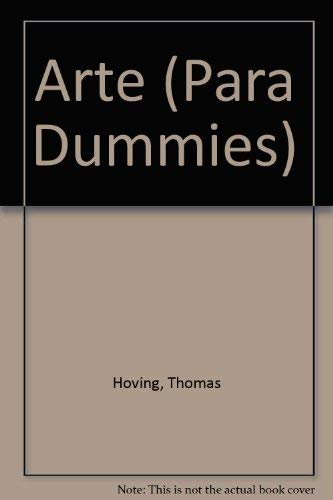 9789580457466: Arte (Para Dummies) (Spanish Edition)
