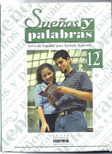9789580459590: Suenos Y Palabras 12 (Spanish Edition)