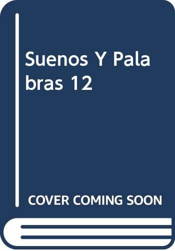 9789580459606: Suenos Y Palabras 12 (Spanish Edition)