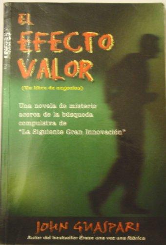 9789580460381: El Efecto Valor (Spanish Edition)