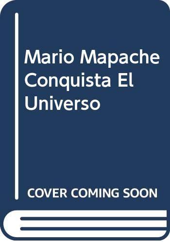 9789580462552: Mario Mapache Conquista El Universo (Spanish Edition)