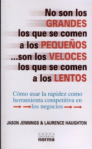 9789580462774: No Son Los Grandes Los Que Se (Spanish Edition)