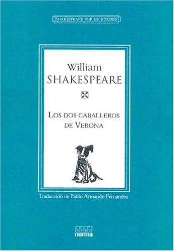 9789580464204: Los DOS Caballeros de Verona