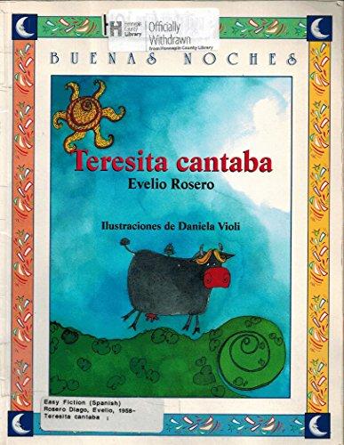 9789580464914: Teresita Cantaba (Spanish Edition)