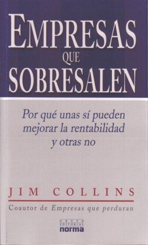 9789580465171: Empresas Que Sobresalen (Spanish Edition)