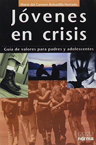 9789580465959: Jovenes En Crisis (Spanish Edition)