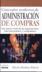 9789580469940: Conceptos Modernos de Administracion de Compras