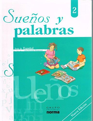 9789580470922: Suenos Y Palabras 2 (Spanish Edition)