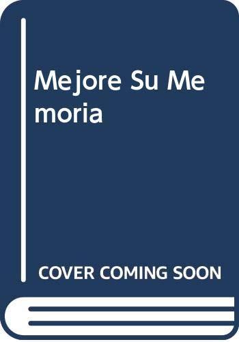 9789580474302: Mejore Su Memoria (Spanish Edition)