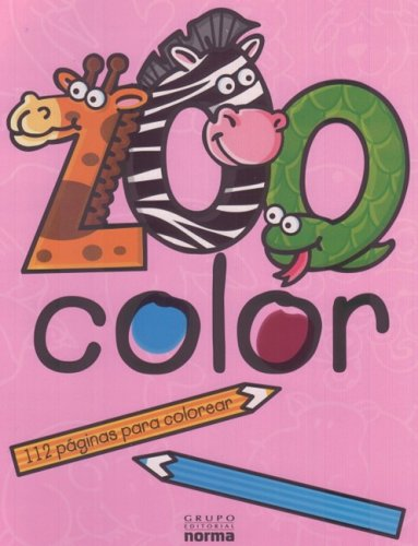 Zoocolor (Coloring Books) (Spanish Edition): Grupo Editorial Norma