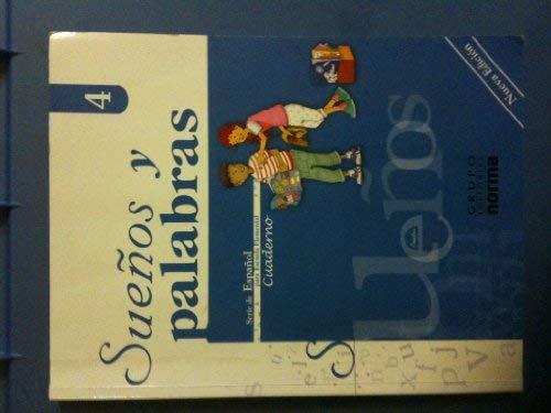 9789580477372: Sueños y Palabras (Serie de Español para escuela elemental, Vol. 4) (Spanish Edition)
