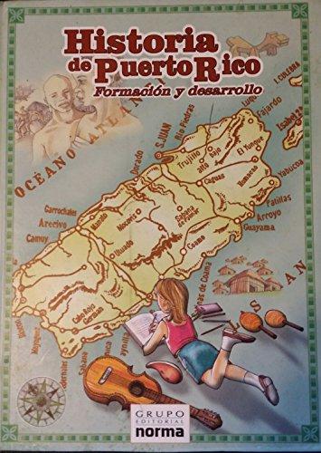9789580477464: Historia De Puerto Rico (Spanish Edition)