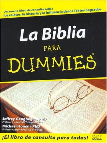 9789580478201: La Biblia Para Dummiesu