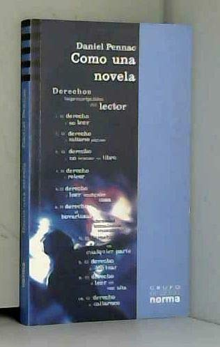 9789580479420: Como Una Novela (Spanish Edition)