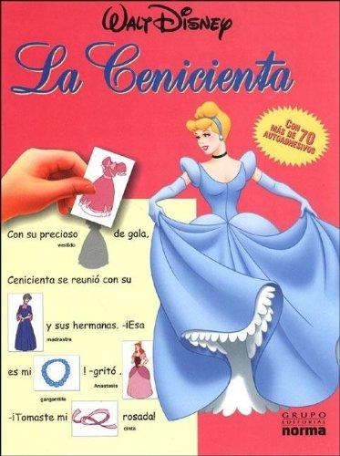 9789580479710: La Cenicienta (CUENTOS CON STICKERS) (Spanish Edition)