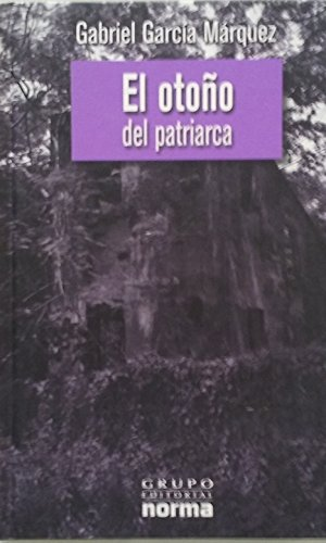 9789580480341: El otono del patriarca